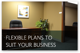 Flexible Plans to Suit Your Business